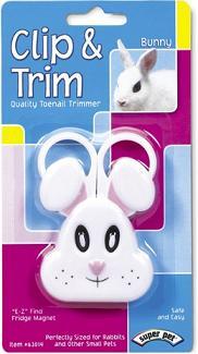карликовые кролики: Триммер, когтерезы для кролика
